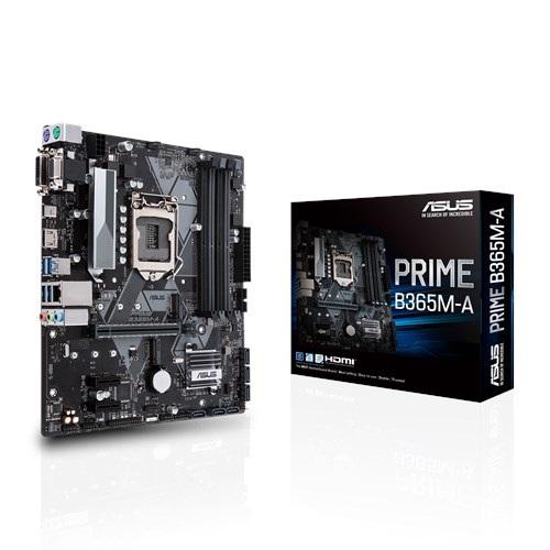 Материнська плата Asus Prime B365M-A Socket 1151 - зображення 1