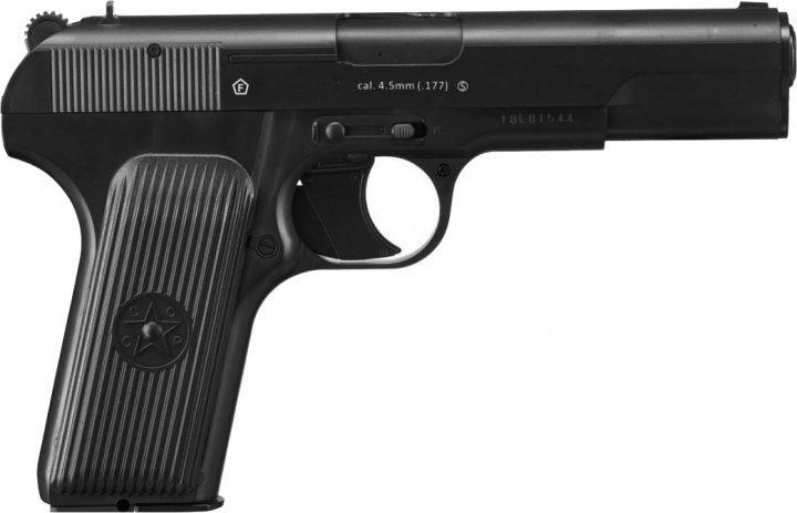 Пневматичний пістолет Borner TT-X (8.3012) - зображення 1