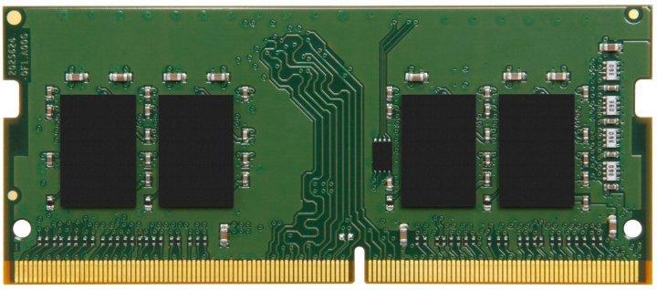 Оперативна пам'ять Kingston SODIMM DDR4-3200 4096 MB PC4-25600 ValueRAM (KVR32S22S6/4) - зображення 1