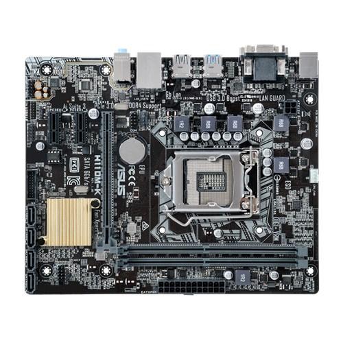Материнська плата Asus H110M-K Socket 1151 - изображение 1