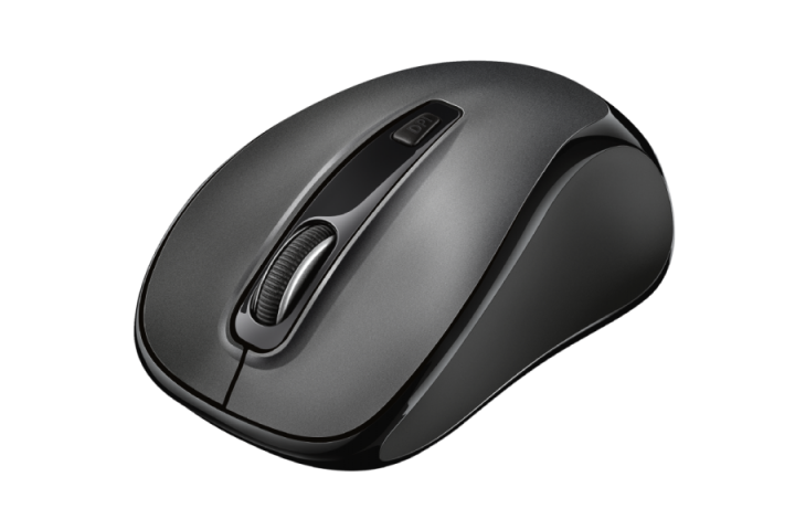 Бесшумная мышь Trust Siero Silent Click Wireless Mouse(23266) - изображение 1