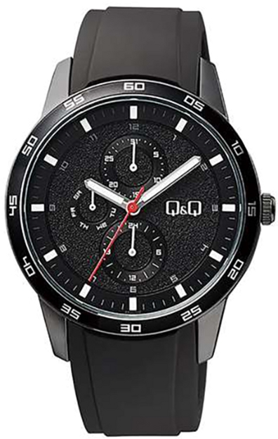 Мужские часы Q&Q AA38J502Y - изображение 1