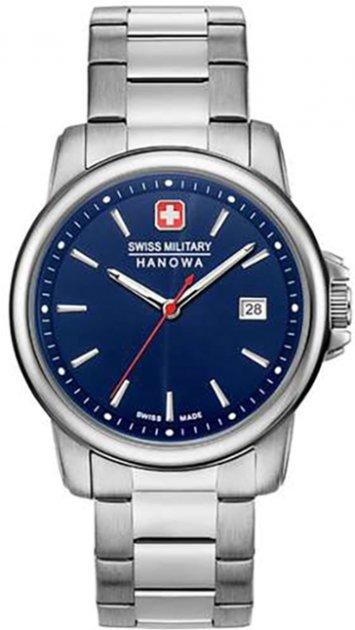 Чоловічий годинник SWISS MILITARY HANOWA 06-5230.7.04.003 - зображення 1