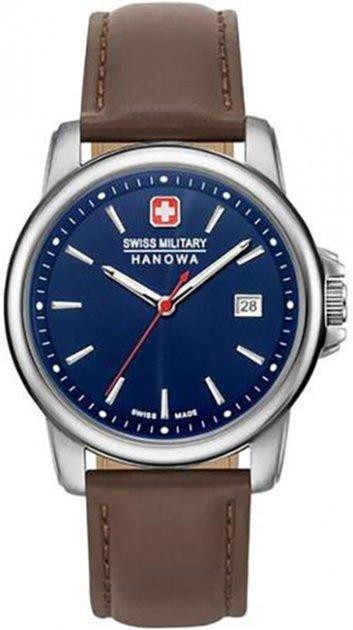 Чоловічий годинник SWISS MILITARY HANOWA 06-4230.7.04.003 - зображення 1