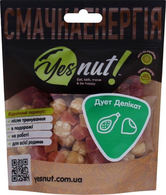 Суміш горіхово-фруктова Yesnut! Дует Делікат 100 г (4820239870290) - зображення 1