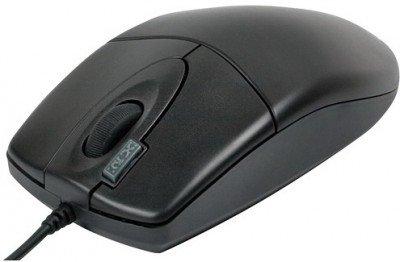 Мышь A4Tech OP-620D Black USB - изображение 1