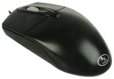 Мышь A4Tech OP-720 черная USB - изображение 1
