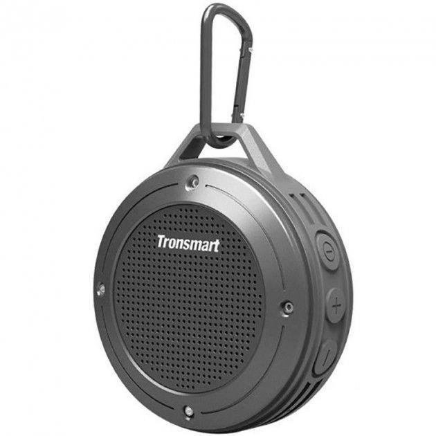 Портативна Bluetooth колонка Tronsmart Element T4 Сірий - зображення 1