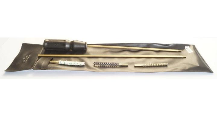 Набір для чищення пневматичної зброї калібру 4,5 мм (ПВХ) - зображення 1