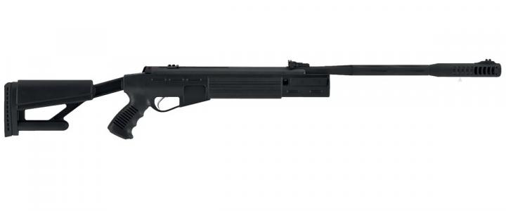 Пневматична гвинтівка Hatsan AirTact з посиленою газовою пружиною - зображення 1