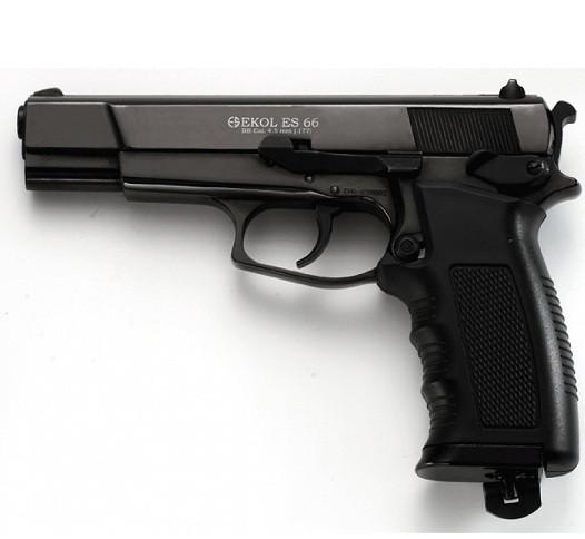Пневматический пистолет Ekol ES 66 - изображение 1