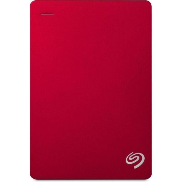 Seagate Backup Plus Portable Red (STDR4000902) - зображення 1