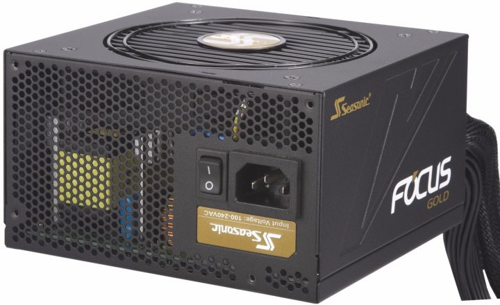 Seasonic Focus Gold SSR-550FM 550W - зображення 1