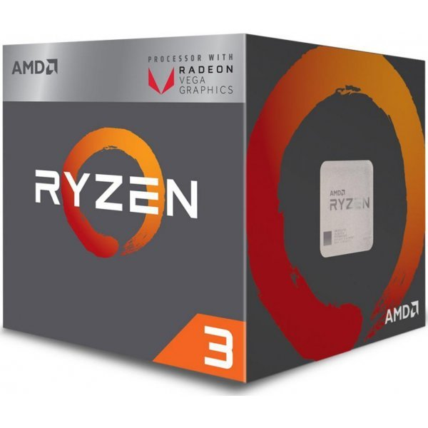Процесор AMD Ryzen 3 2200G (YD2200C5FBBOX) Box - зображення 1