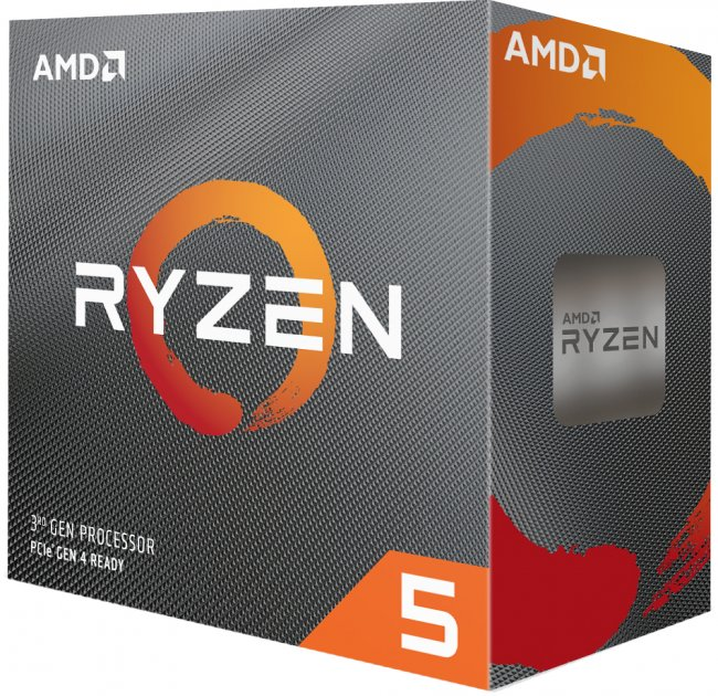Процессор AMD Ryzen 5 3600 3.6GHz/32MB (100-100000031BOX) sAM4 BOX - изображение 1