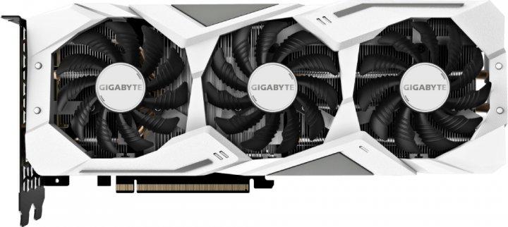 Gigabyte PCI-Ex GeForce RTX 2060 Gaming OC Pro White 6GB GDDR6 (192bit) (1680/14000) (1 x HDMI, 3 x DisplayPort) (GV-N2060GAMINGOC PRO WHITE-6GD) - зображення 1