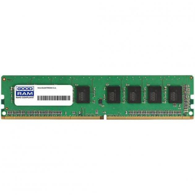 Модуль пам'яті для комп'ютера DDR4 8GB 2666 MHz GOODRAM (GR2666D464L19S/8G) - зображення 1