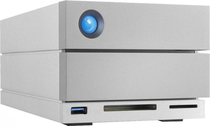 """Жесткий диск LaCie 2 Big Dock Thunderbolt 3 28TB STGB28000400 3.5"""" Thunderbolt External - изображение 1"""