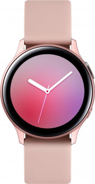 Смарт-часы Samsung Galaxy Watch Active 2 40mm Aluminium Gold (SM-R830NZDASEK) - изображение 1