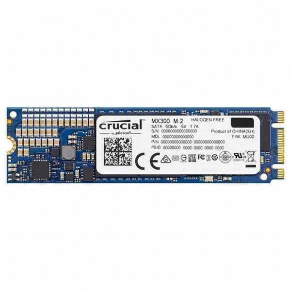 Накопичувач SSD M. 2 2280 1.05 TB MICRON (CT1050MX300SSD4) - зображення 1