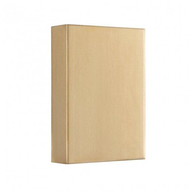 Настінний світильник Nordlux 45401039 Fold (Brass) - зображення 1
