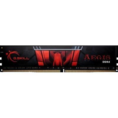 Модуль памяти для компьютера DDR4 8GB 3000 MHz Aegis G.Skill (F4-3000C16S-8GISB) - изображение 1