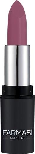 Матовая помада Farmasi Matte Rouge 33 таинственный лиловый 4 г (1303653) (ROZ6400104224) - изображение 1