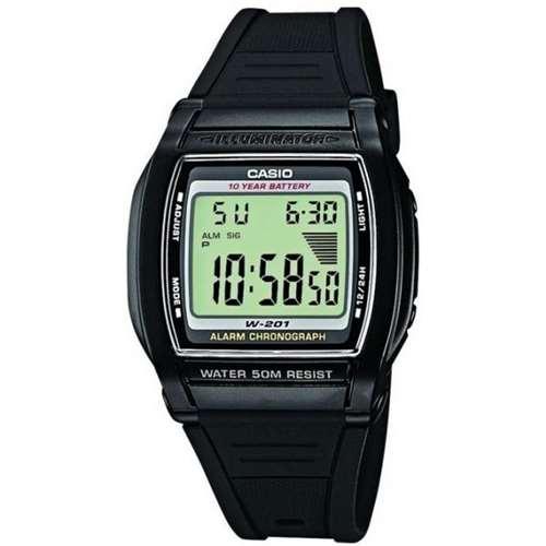 Мужские часы Casio W-201-1AVEF - зображення 1