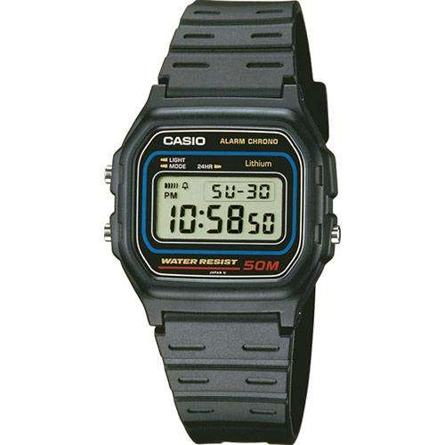 Мужские часы Casio W-59-1VQES - зображення 1