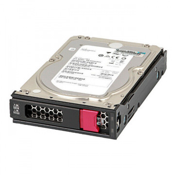 HDD HP HP SAS-Festplatte 6TB 7,2 k 6G SAS LFF MSA 2040 - (J9F36A) Refurbished - зображення 1