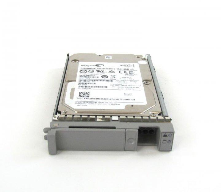 Cisco Cisco RF 300GB 12G SAS 15K RPM SFF HDD (UCS-HD300G15K12G-RF) Refurbished - зображення 1
