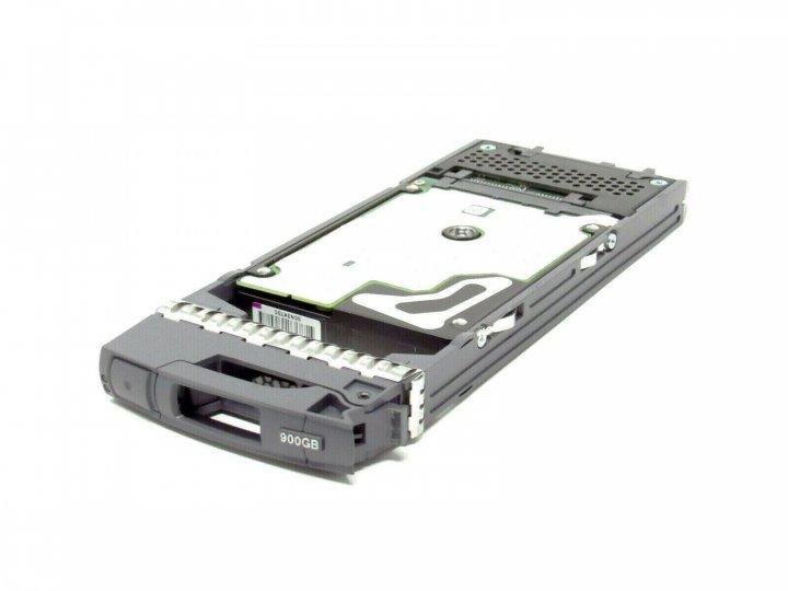 HDD NetApp NETAPP Disk 900GB NSE 10K SAS HDD (X417A-R6) Refurbished - зображення 1
