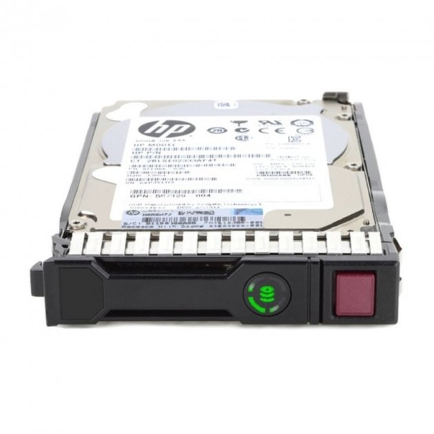 HDD HP HP 6TB 7.2 K 12G 3.5 INCH SAS HDD (846519-002) Refurbished - зображення 1