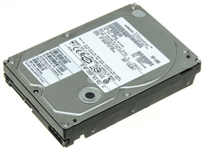 HDD NetApp NETAPP S550 500GB 7.2 K IN 3.5 SATA HDD (SP-431A-R5) Refurbished - зображення 1