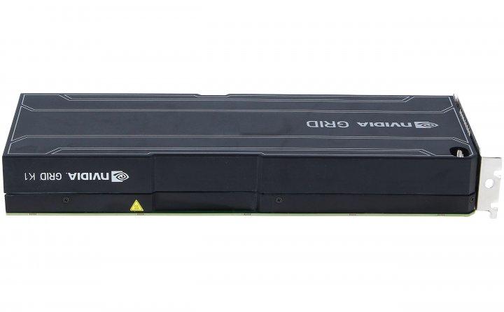 Видеокарта HPE HPE PCA nVIDIA GRID K1. PCIE GEN3 PASSIVE-C (P0001875-001) Refurbished - изображение 1