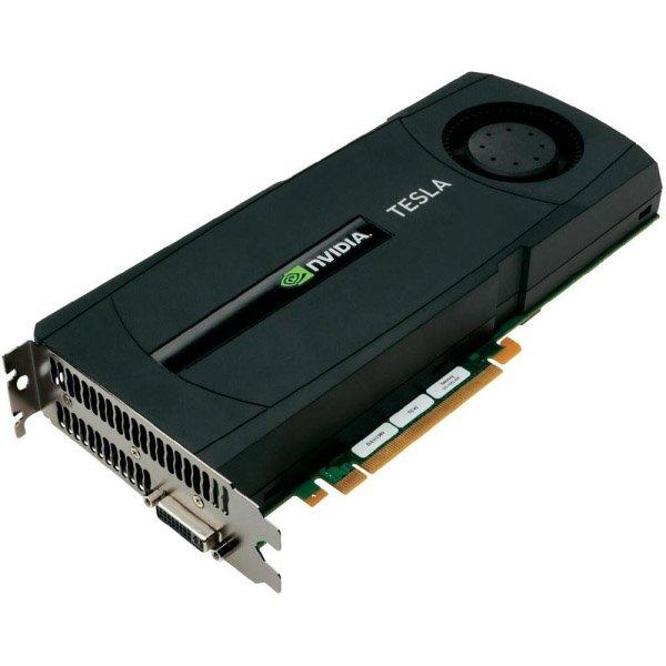 Відеокарта HPE HPE PCIE nVIDIA QuadRO C2075 GPU (030-2624-001) Refurbished - зображення 1