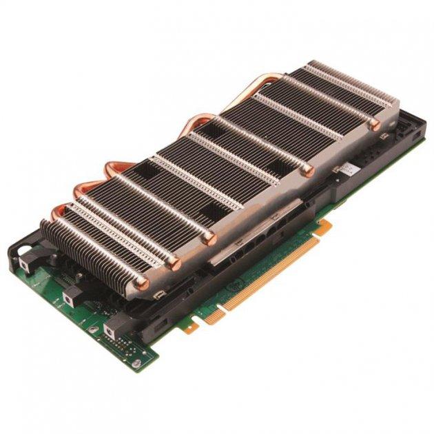 Відеокарта HPE HP - - NVIDIA Tesla M2090 - Grafikkarte - PCI 6.144 MB GDDR (A0J99A) Refurbished - зображення 1