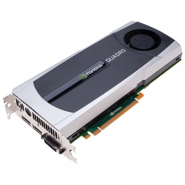 Відеокарта HPE HPE PCIE nVIDIA QuadRO 5000 GPU (030-2509-001) Refurbished - зображення 1
