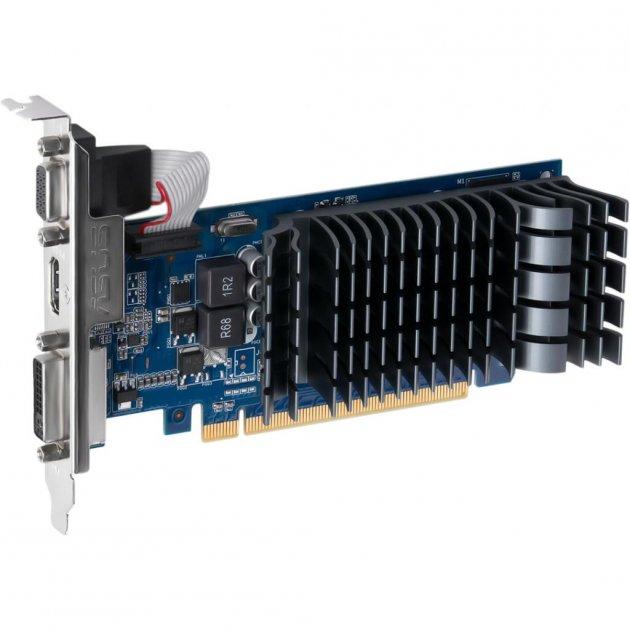Видеокарта Asus ASUS NVIDIA GEOFORCE 210 1GB DDR3 PCI-E GRAPHICS CARD (210-SL-1GD3-BRK) Refurbished - изображение 1