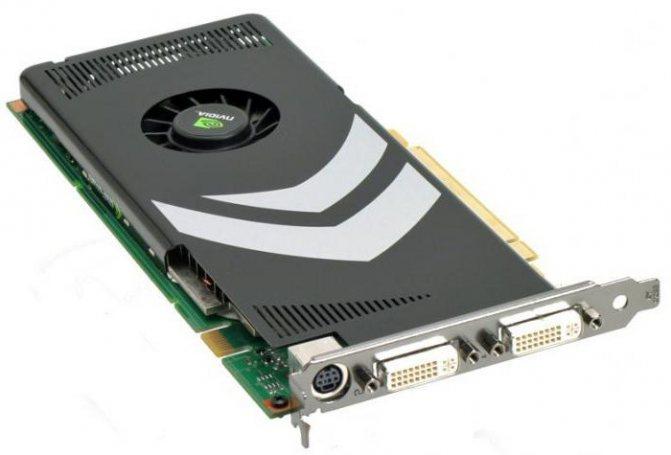 Видеокарта Nvidia NVIDIA GEFORCE 8800 GT 512MB GDDR3 PCI-E GRAPHICS CARD (180-10393-0002) Refurbished - изображение 1