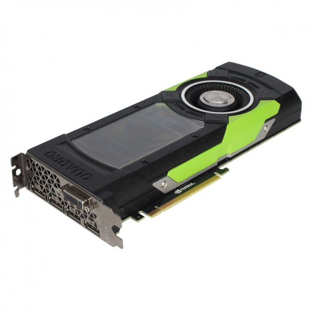 Відеокарта Nvidia NVIDIA QUADRO M6000 12GB GDDR5 PCIE 3.0 X16 GRAPHICS CARD (813432-001) Refurbished - зображення 1