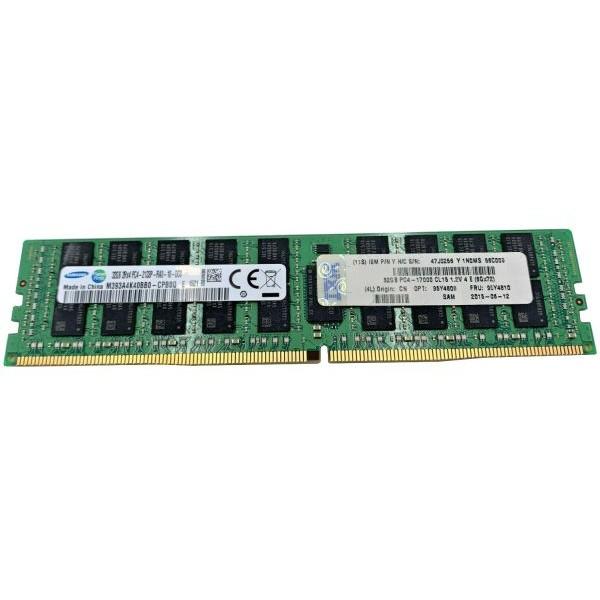 Оперативная память Samsung Lenovo Spare Memory 32GB TruDDR4 PC4-17000 (47J0256) Refurbished - изображение 1