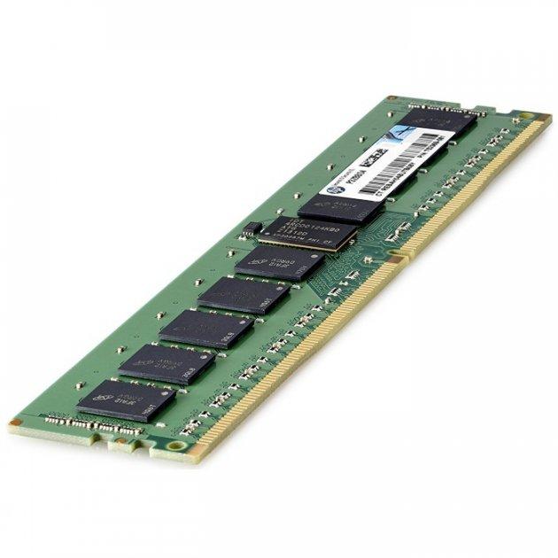 Оперативная память HP HP 4GB (1*4GB) 1RX8 PC4-17000P-R DDR4-2133MHZ RDIMM (803655-081) Refurbished - изображение 1