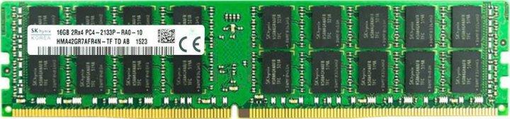 Оперативная память Samsung SAMSUNG 16GB DDR4 2133MHz 2Rx4 1.2V RDIMM (7082850-OEM) Refurbished - изображение 1