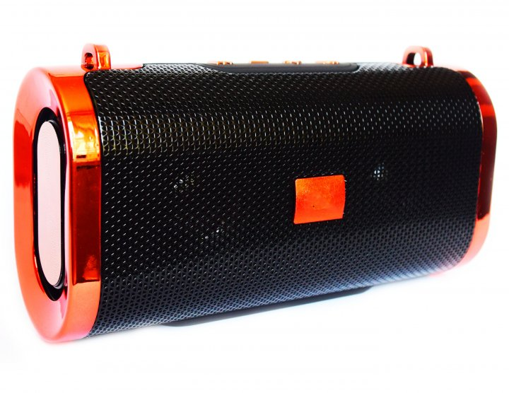 Портативна Bluetooth стерео колонка T&G SUPER BASS ET-803 (803) - зображення 1