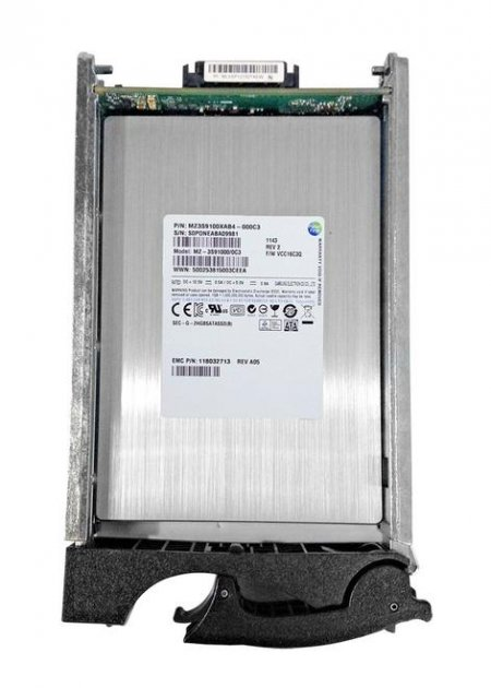 SSD EMC EMC Disk 1.92 TB SAS SSD for VMAX (MZILS1T9HCHP-000C3) Refurbished - зображення 1