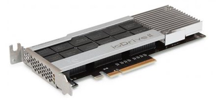 SSD IBM IBM 365GB HIGH IOPS SD CLASS SOLID-STATE DRIVE PCIE ADAPTER (00D8415) Refurbished - зображення 1