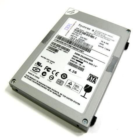 SSD IBM IBM 15.8 GB 2.5 INCH SOLID STATE DRIVE, HDD (44E9153) Refurbished - зображення 1