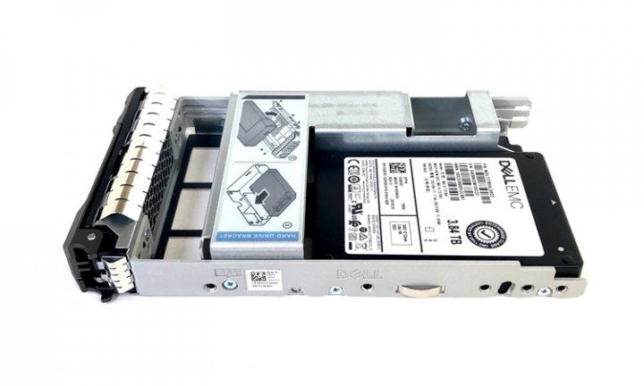 """SSD EMC EMC Disk 3.84 TB 2,5"""" 12G SSD (005052110) Refurbished - зображення 1"""