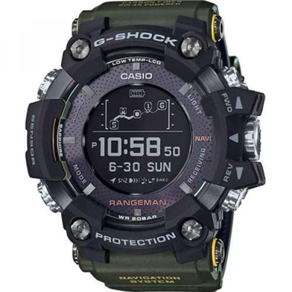 Чоловічі годинники Casio GPR-B1000-1BER - зображення 1